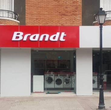 ouverture 4 stores brandt