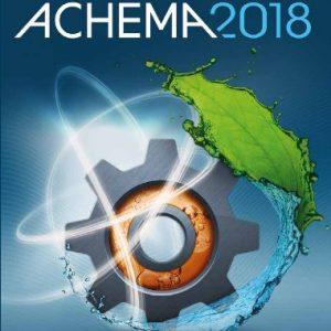 PortadaACHEMA2018